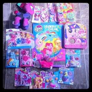 Girls Lot of My Little Pony! All new in boxes